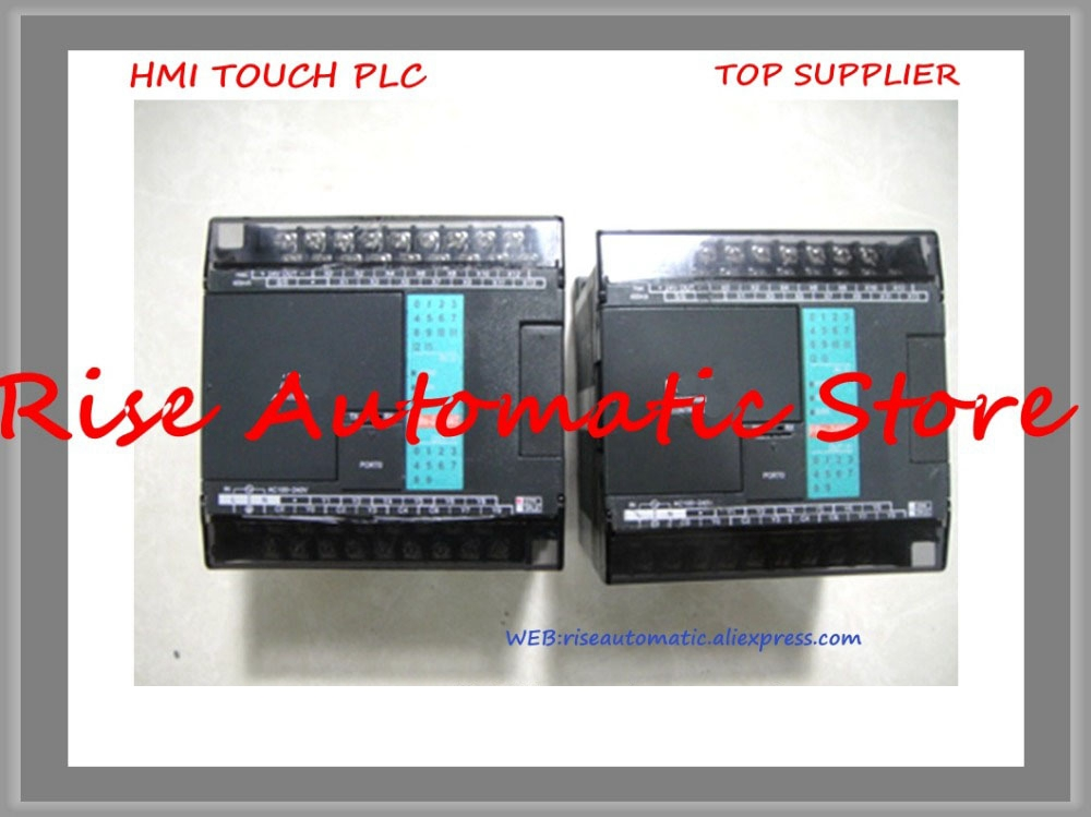 Brand New Original PLC Digital input 24 transistor output 16 System Main Unit 1 COM FBS-40MCT FBs-40MCT2-AC AC220V in box om digital input unit nx id5342