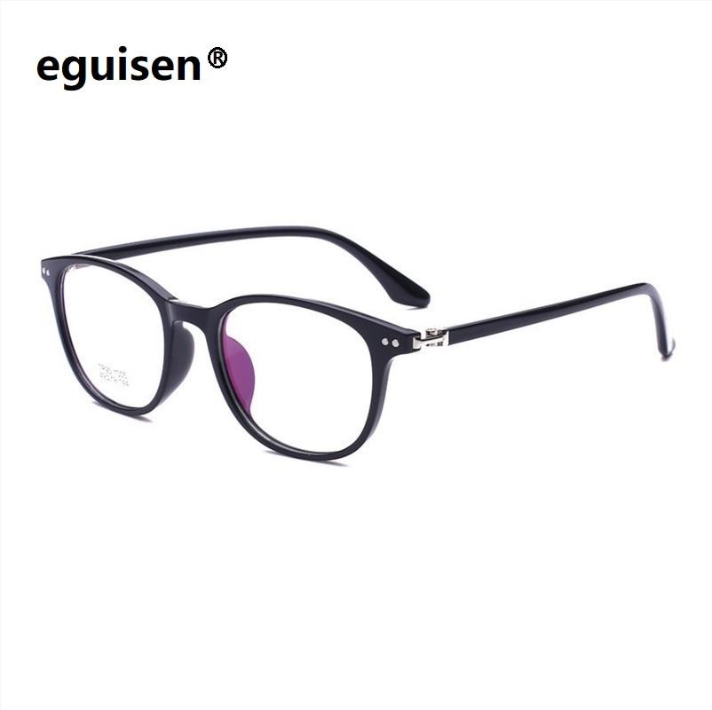 -140 Новый TR90 Модные мужские очки кадр женщин рама зеркала молодежи Ретро близорукость кадров 1005 оптически рамка бесплатная доставка, 1 шт.