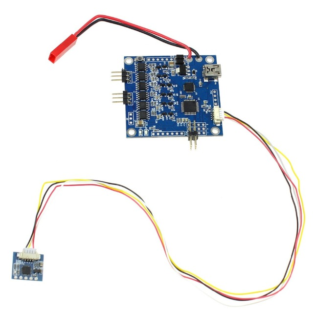 F05834 BGC 2.0 Brushless Camera Gimbal AIO Controller Board Russia Firmware w/ Sensor FPV