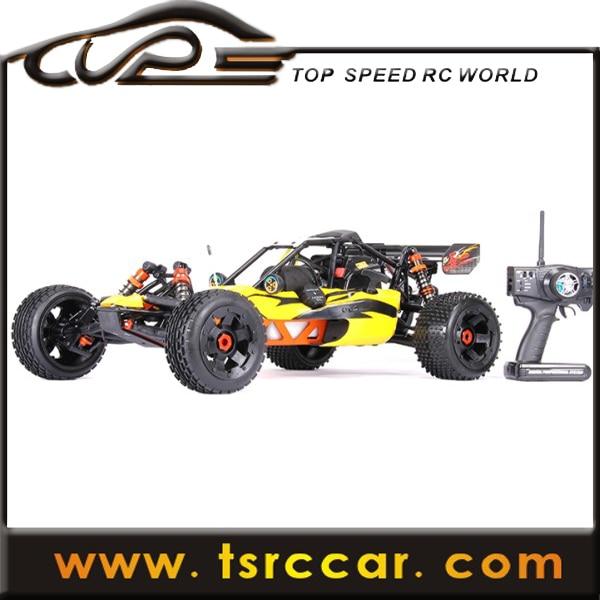 1/5 sales car 26cc RC Rovan Baja 5B with 2.4G 3 channel controller 26cc baja 5b ss ddm pipe copy on road wheel 2 4g 3 channel control steel bull bar
