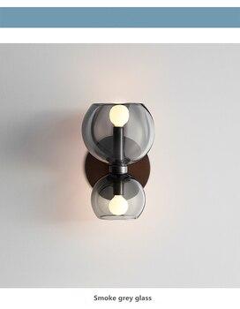 Moderne Bunte Wohnzimmer Wand Lampe Schlafzimmer Nacht Wand Licht Gang Treppen Wand Leuchte Indoor Wand Beleuchtung E14 Led-lampe