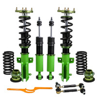 Coilovers Suspension Kits For Ford Mustang 4th 05 06 07 14 Adj Height Mounts Coilover Shocks