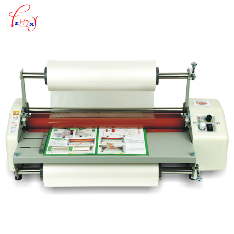 A2 + Multi-fonction plastifieuse machine Laminoir à Chaud Rouleau, froid plastifieuse Machine À Rouler film plastifieuse 110 v/220 v 600 w 1 pc