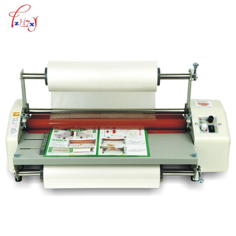 A2 + Multi-função laminador máquina de Laminação a Quente Moinho de Rolo, filme laminador Máquina de Laminação laminador a frio 110 v/220 v 600 w 1 pc