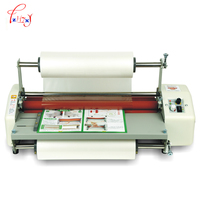 A2 + Multi função laminador máquina de Laminação a Quente Moinho de Rolo  filme laminador Máquina de Laminação laminador a frio 110 v/220 v 600w 1pc Laminador     -