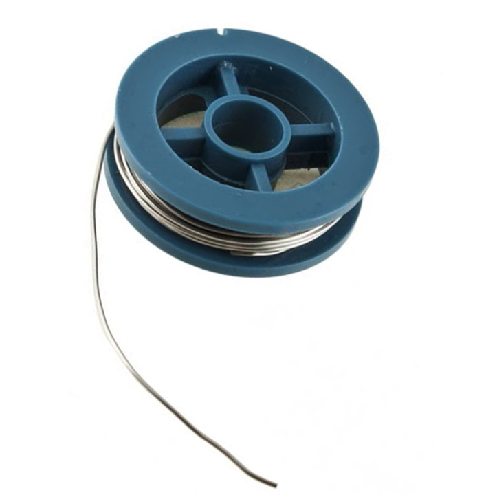 OUTAD High Quality 1pcs Rosin Core  Tin Lead 0.8mm Solder Soldering Welding Iron Wire Reel Welding Сварка