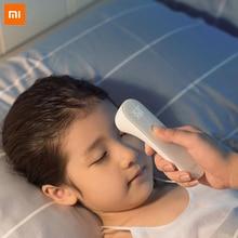 Оригинальный Xiaomi mijia IHealth точный термометр цифровой Лихорадка Инфракрасный Клиническая heimann Сенсор точное измерение thermomet
