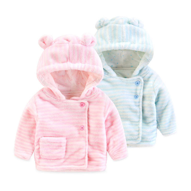 204a8ac7a Cotton Striped Soft Newbrons Clothes For Babies Girls Boys Clothing ...