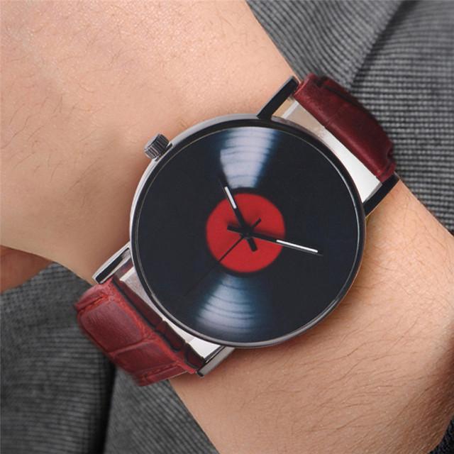 Casual, Unisex, Retro, Top Brand Luxury Chronograph Design, Quartz Wrist Watch