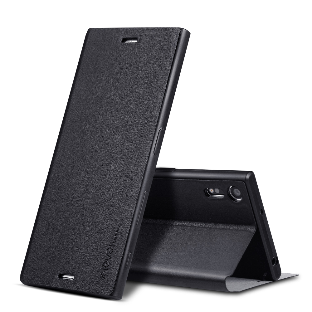 X Level Business style phone case for Sony Xperia Z Ultra XL39H brand luxury leather flip