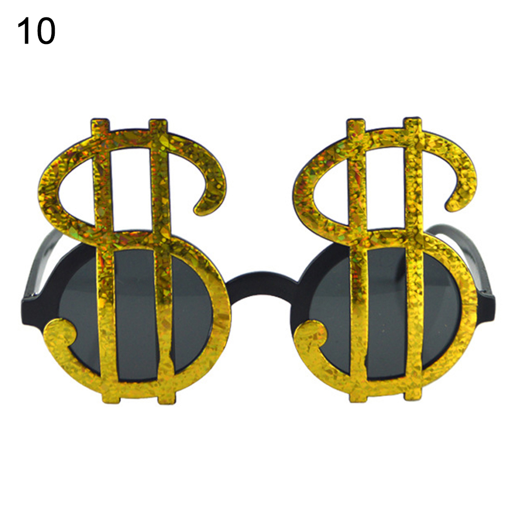 Novelty & Special Use Symbol Of The Brand Super Fans Glasses Exaggerated Masquerade Carnival Party Show Fancy Dress Party Fun Decoration Plastic Toy Game Glasses Various Styles