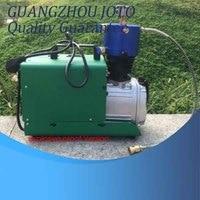 1.8KW High Pressure Air Pump Water Cooling 0 30mpa Electric Air Compressor for Airgun Scuba Rifle PCP Inflator