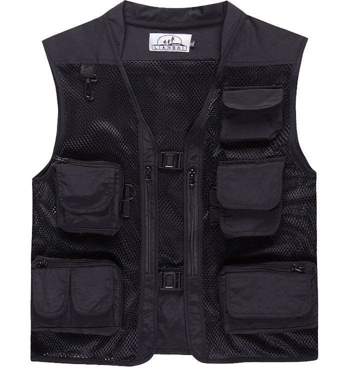 Summer Vest Men SWAT Military Quick Drying Mesh Vest Photography Vest Hunter Field Working Sleeveless Jacket Camouflage Clothes