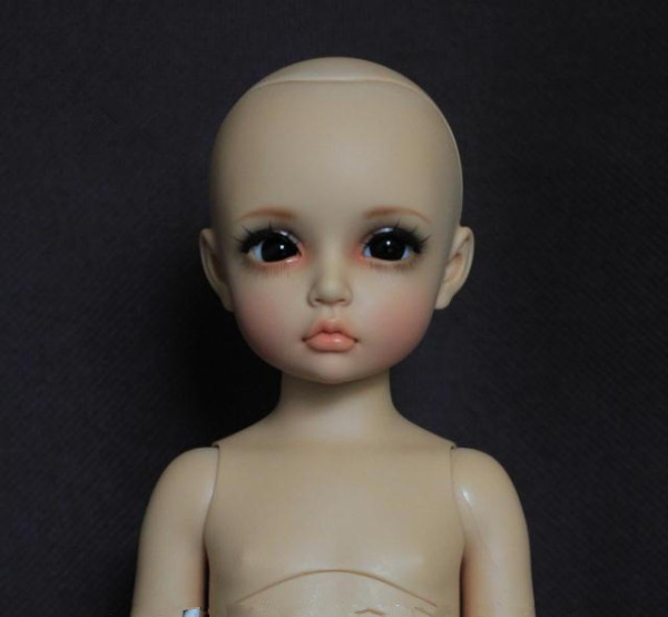 luodoll Sd BJD doll Lonnie Ronnie 1/6 BJD (include makeup and eyes) uncle 1 3 1 4 1 6 doll accessories for bjd sd bjd eyelashes for doll 1 pair tx 03