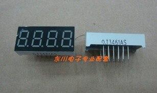 Free Shipping 10PCS 0.36 inch common anode 4bit Digital Tube LED 3461