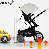 Chbaby детская коляска складной Подвеска один дрезины багги
