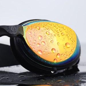 Image 2 - 361 Myopia Swimming Goggles Prescription Swimming Glasses for Pool Mirrored Diopter Swim Goggle for Adult Men Women Children