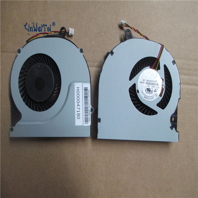 Free Shipping Cooling Fan For Toshiba Tecra R850 R950 CPU Cooling Fan For KSB0805HB -CL1X CPU Cooling Fan