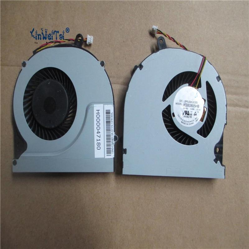 Free Shipping Cooling Fan For Toshiba Tecra R850 R950 CPU Cooling Fan For KSB0805HB -CL1X CPU Cooling Fan