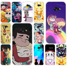 243FG Star vs the Forces of Evil Soft Silicone Tpu Cover phone Case for Samsung a3 2016 a5 2017 a6 plus a7 a8 2018 s6 7 8 9(China)