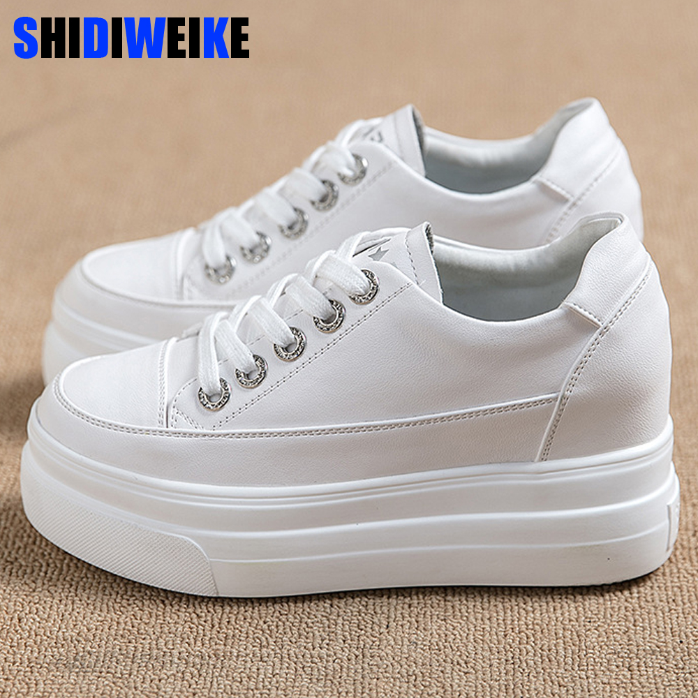 2019 Platform Sneakers New Spring Women Shoes For Woman Casu