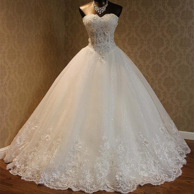 Online Buy Wholesale extravagant wedding gown from China ...