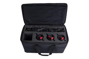 Image 4 - 3 Pcs CAME TV Q 55S Boltzen 55w High Output Fresnel Focusable LED Bi Color Kit With Light Stands