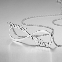 Infinity Endless Love Necklace