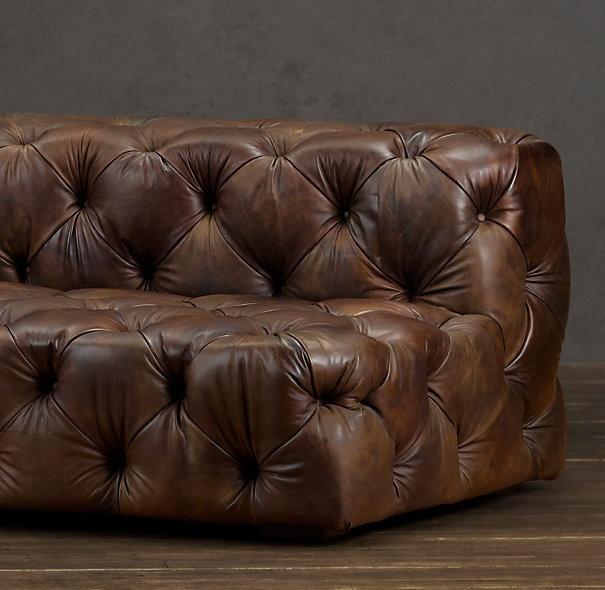JIXINGE Īpaši stiprs, VIP dīvāns, Vip eļļas vasks ar pilnu ādu - Mēbeles - Foto 5
