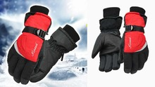 GLV860 Winter Cycling fleece non-slip men and ladies warm gloves manufacturers selling directly