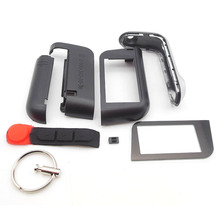 Russia version A93 case keychain for starline A93 A63 A36 lcd remote two way car auto