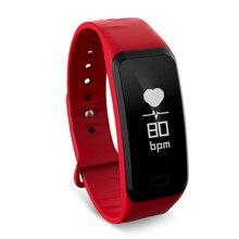 MeiBoAll R1 Gelang Jantung Pintar Gelang Jantung Band Tekanan Darah Tekometer Darah Oksigen Darah dengan iOS Android APP untuk Kecergasan Sukan