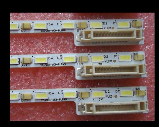 Для skyworth 50E510E Article lamp, лампа для экрана с подсветкой, 1 шт. = 68LED, 623 мм, 1 шт./партия, лампа для экрана с подсветкой, для моделей skyworth 50E510E, 1 шт.