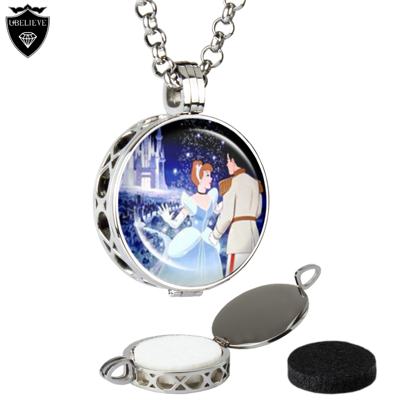 Hot Selling Person Picture Photo Hollow Out Diffuser Locket Pendant Silver Round Aromatherapy Diffuser Locket Necklace цена