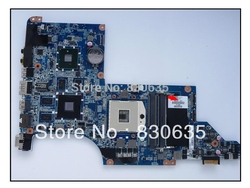 DV7-4000 605321-001 connect with motherboard tested by system lap connect board