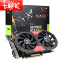 Colorful iGame 1050Ti GPU NVIDIA GeForce GTX 4 ГБ 128bit Игровой 4096 М GDDR5 PCI-E X16 3.0 Видео Видеокарта DVI + HDMI + DP Порт
