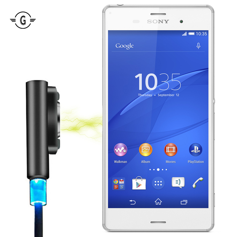 Sony Xperia Z3 Magnetic Charging Cable