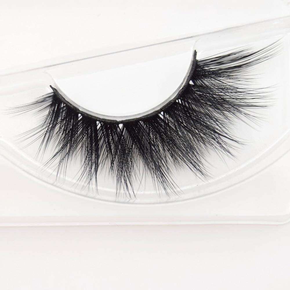 Visofree 3D Faux Silk Lashes Crisscross Winged Softly False Eyelashes Handmade High Quality Reusable Eyelashes Dramatic Lashes