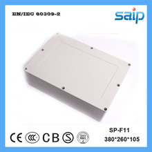 Good Quality ABS Outdoor Plastic Enclosure Box 380*260*105(SP-F11)