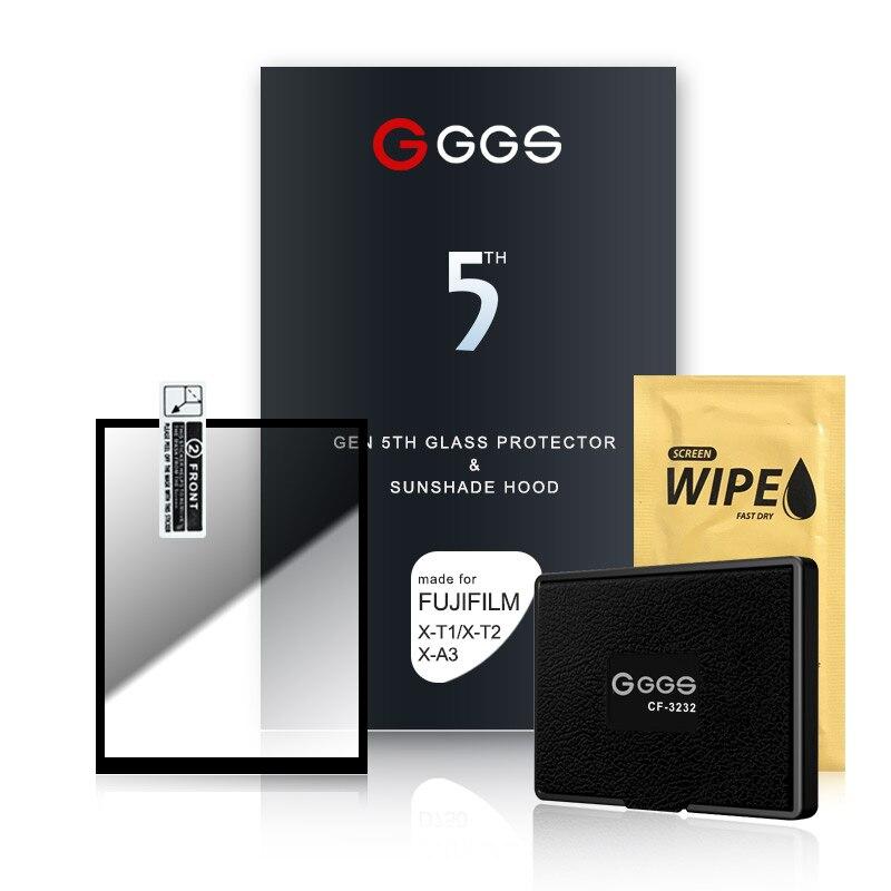 GGS Fifth Generation for NIKON for FUJIFILM FOR canon LARMOR screen camera film protection screen
