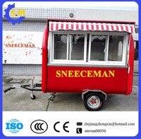 Multi Язык сайтов питания торговый прицеп машинки для продажи нового мобильных Ресторан Мороженое питания прицепа чипы