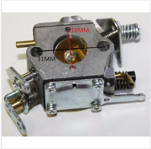 Carburetor Carb Chainsaw for Husqvarna Partner 350 351 370 371 420 For Walbro 33-29 Tool Parts Replace #503 28 32-08Carburetor Carb Chainsaw for Husqvarna Partner 350 351 370 371 420 For Walbro 33-29 Tool Parts Replace #503 28 32-08