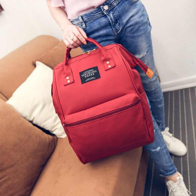 2017 Summer High Quality New Hot Sale Fashion Japan Lotte Harajuku Bag Fashion Travel Bag Backpack