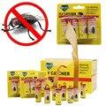 16 шт насекомых жуков мух Клей бумажная лента ловушка ленты клейкие нетоксичные мухи Ловца TN99