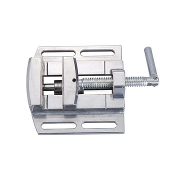 CNC milling machine tool Bench clamp Jaw mini table vice plain vice parallel-jaw vice LY6258 cnc parts metex milling machine clamping set m12 58pce mill clamp kit vice