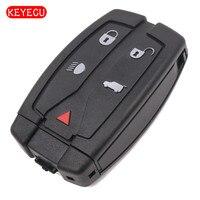 Keyecu Smart Remote key 5 Button 315MHz for Land Rover LR2 FCC ID NT8TX9 FCC ID: NT8 TX9