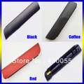Black/Gray/Red 100% New Housing Side Clip Cover Case for HTC Desire HD G10 a9191 A9192 Free Shipping