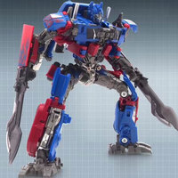 Weijiang Transformation SS05 Movie Series Voyager V Class Optimus Red Spider Factory PVC Action Figure Model Doll Toy