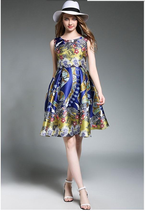 Latest Womens Fashion Clothing Dresses: 2017 New Girls Quality Design Slim Dresses Women's Fashion