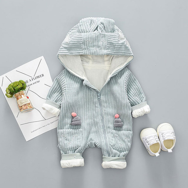 spring autumn newborn baby boys clothes outfits sports suit baby boys cloth long sleeve hooded romper stripe kids clothing sets